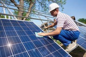 התקנת מערכות אנרגיה סולארית