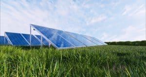 התקנת מערכות סולאריות בטבע